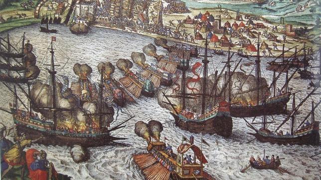 Resultado de imagen de asedio argel