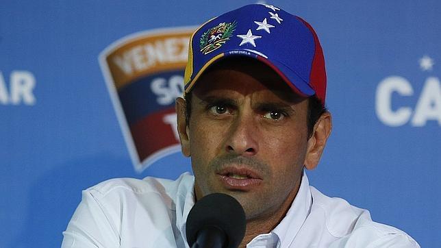Capriles afirma que los saqueos son «señal de la bomba en la que se sienta Venezuela»