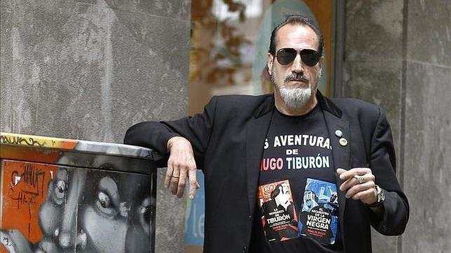 El escritor y ex atracador de bancos Dani Rojo