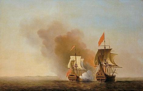 Antonio Benavides, el oficial canario que salvó la vida del Rey Felipe V en combate