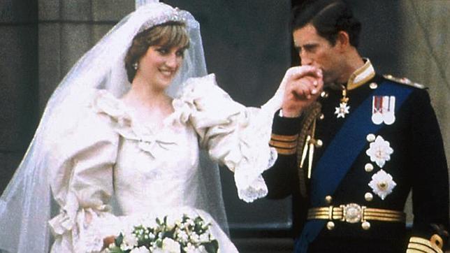 Salen a subasta fotografías inéditas de la boda de Carlos de Inglaterra y Diana de Gales