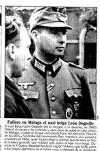 León Degrelle, el nazi que Hitler quiso como hijo y que huyó a Madrid tras la guerra