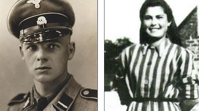 El soldado nazi que logró salvar a la mujer judía de la que se enamoró en Auschwitz