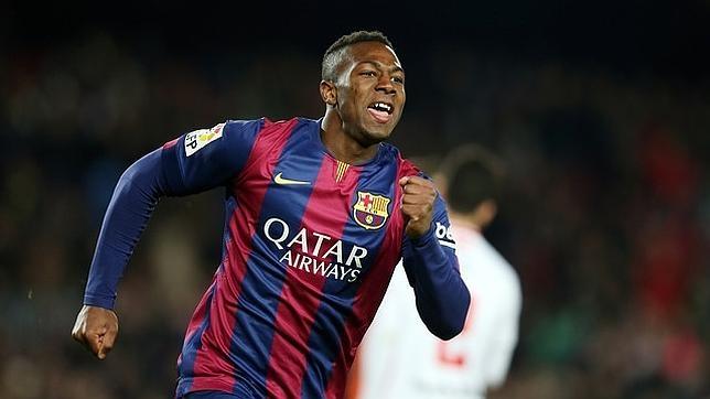 Adama Traoré, que se crió en el Barcelona, se ofrece ahora al Real Madrid.