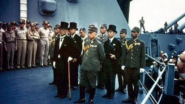 Hoy hace 70 años de la rendición de Japón