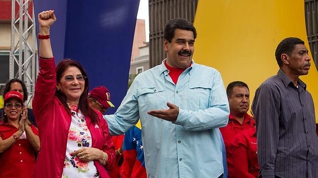 Familiares y amigos de Maduro copan el poder