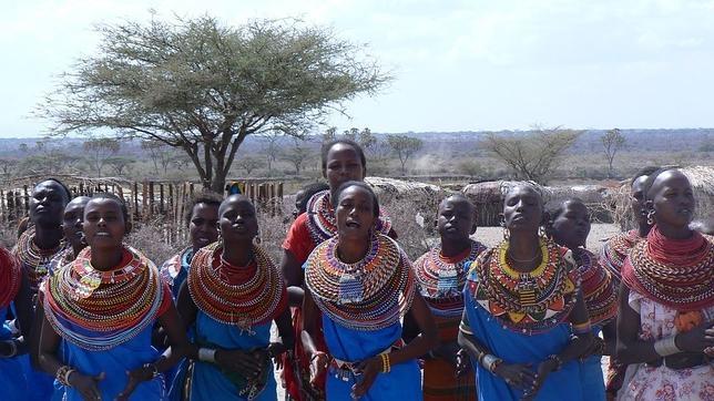 Umoja, el pueblo donde los hombres están prohibidos