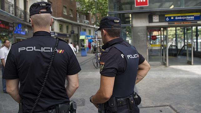 El supremo autoriza a ser polic a nacional a un hombre que for Ministerio de policia nacional