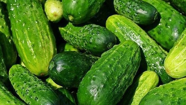 El pepino propicia la eliminación de toxinas del organismo