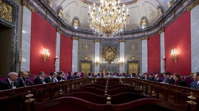 El tribunal supremo invalida rebajar los derechos for Sala 4 tribunal supremo