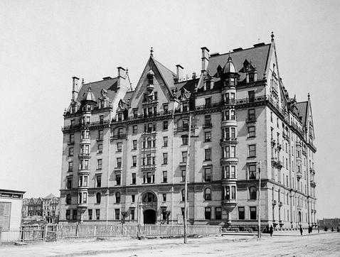 Resultado de imagen de apartamentos Dakota
