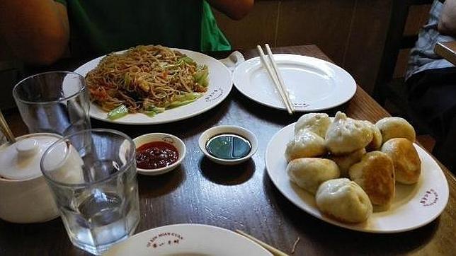 En Chen Ji, la cocina es lo importante, no la decoración