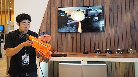Alphabet e Intel se alían para llevar a Android la realidad 3D
