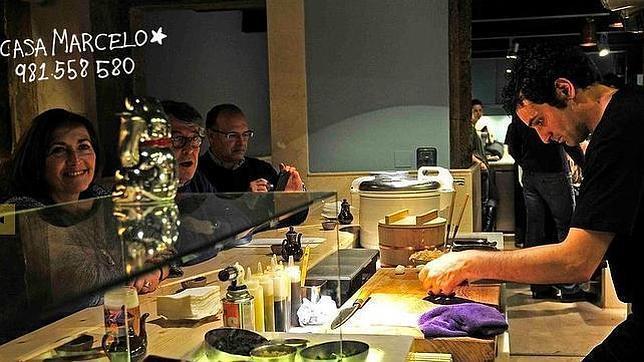 El negocio ha pasado una fase de reconversión hacia la cocina japonesa