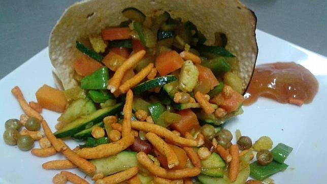 El restaurante ofrece una amplia variedad de platos de calidad a un precio ajustado