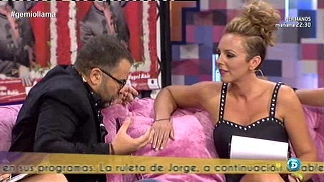 Vázquez y Carrasco en una imagen de «Hable con ellas»