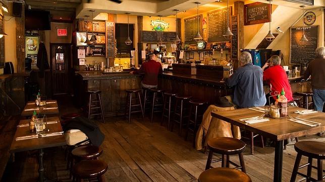 Black Tiger, uno de los bares más conocidos en Nueva York donde sirven cerveza española