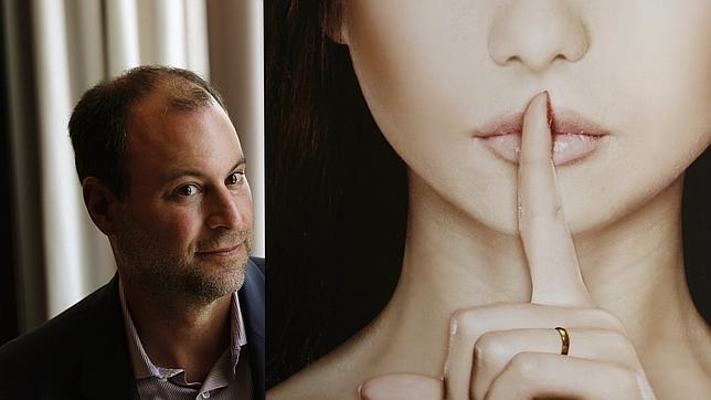 El fundador de Ashley Madison, Noel Biderma