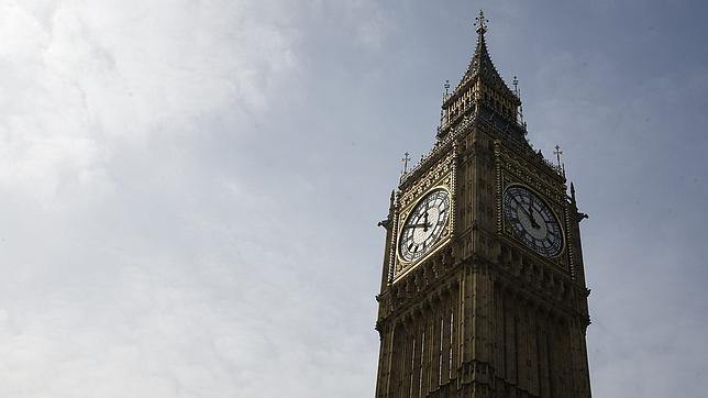 El big ben dio las campanadas con seis segundos de adelanto los cultura el emblemtico big ben de londres malvernweather Choice Image