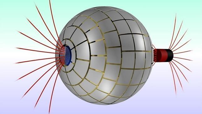 Científicos españoles crean un «agujero de gusano magnético»