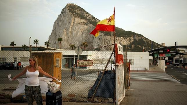 Imagen de archivo del Peñón de Gibraltar