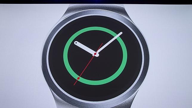 Posible diseño del nuevo reloj de Samsung