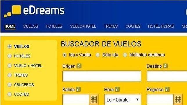 eDreams Odigeo se dispara un 13,81% tras presentar resultados