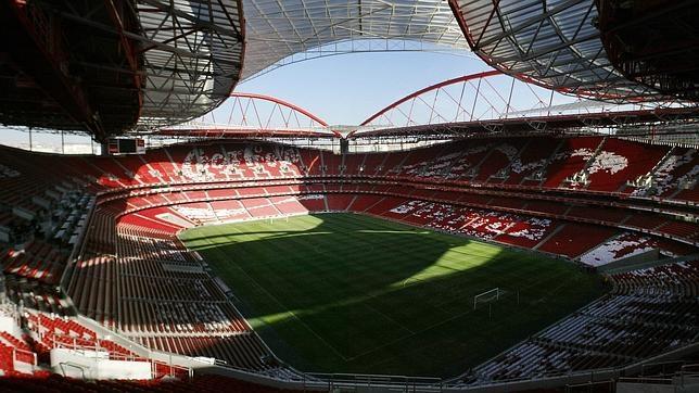 La policía busca cocaína en el estadio del Benfica