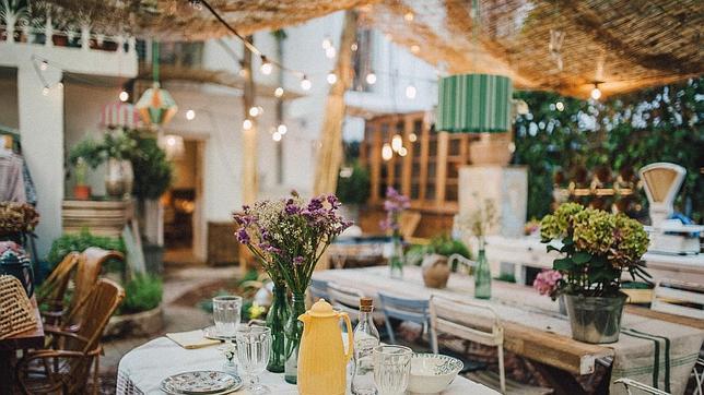 El jard n secreto de hermosilla - El jardin secreto restaurante madrid ...