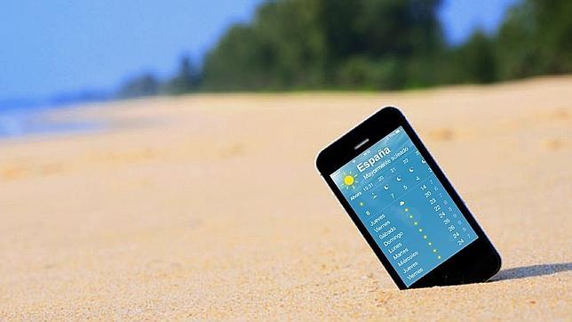 C mo afecta el calor a nuestro smartphone for Piscina 29 de abril telefono