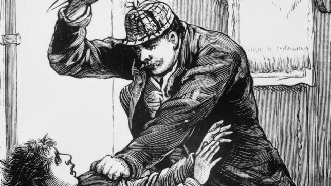 Jack el Destripador es considerado como el primer asesino en serie de la historia