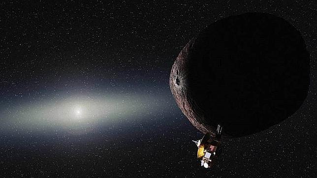 «2014 MU69» está tan lejos que la nave llegaría en 2019