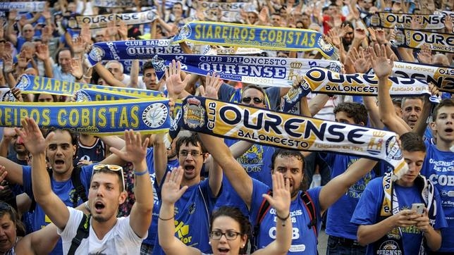 Aficionados del Ourense