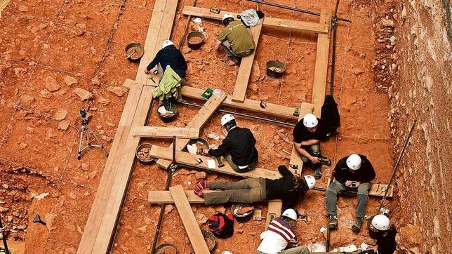 La Sima de los Huesos es un yacimiento de referencia mundial