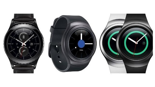 El reloj circular de Samsung, Gear 2, llegará al mercado en octubre