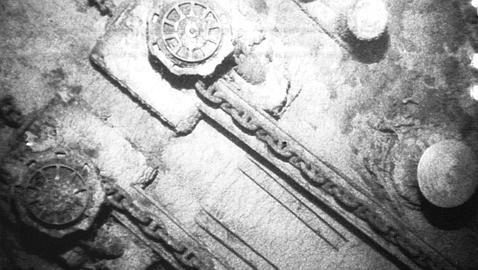 El Titanic «está estable» treinta años después de su hallazgo