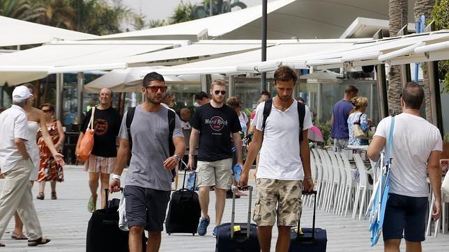 La tendencia alcista del turismo se ve reflejada en la contratación de los alojamientos