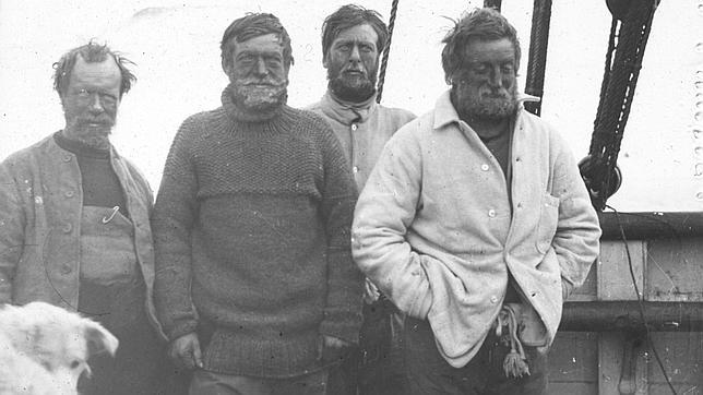 Confían en hallar en buen estado los restos del naufragio de Shackleton en la Antártida