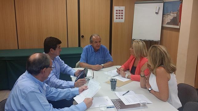 Reunión de Ciudadanos con Feceval