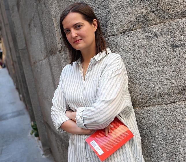 Gabriela Ybarra, fotografiada en Madrid