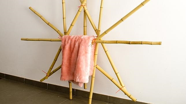 Detalle de «Bambooaltar»