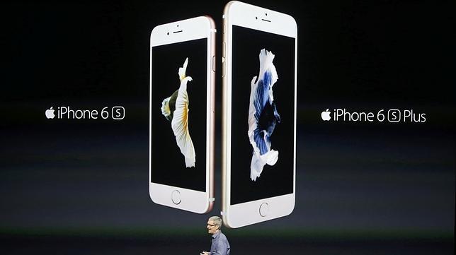Apple presenta un gigantesco iPad Pro y al iPhone 6S mientras renueva el Apple TV