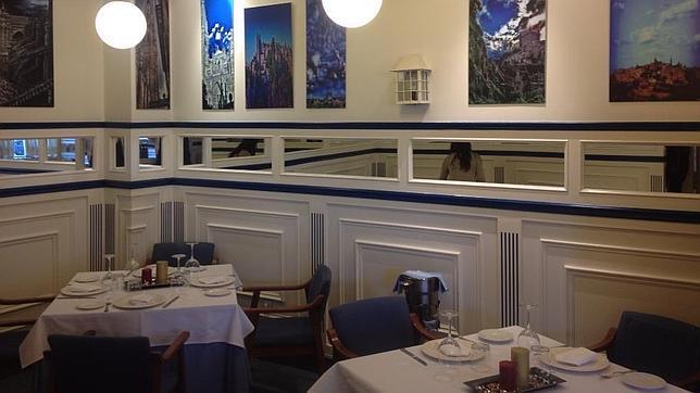 El restaurante Acrópolis, punto de encuentro de profesionales de la ciudad