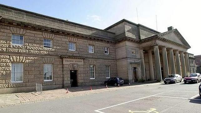 Imagen de los juzgados de Chester