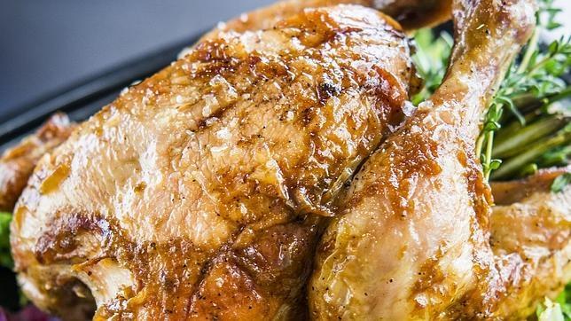 Pollo asado de El Pollo Gamberro