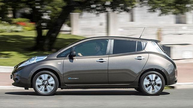 El Nissan Leaf a la venta en enero homologa 250 km en ciclo NEDC entre recargas