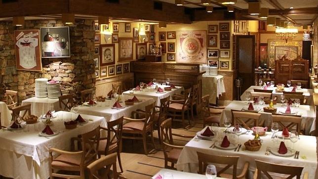 Diez tentadores restaurantes carn voros en madrid - Casa arabe madrid restaurante ...