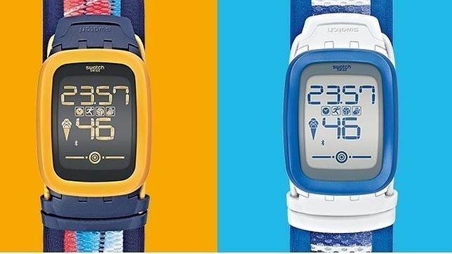 7f27ec779f4 Swatch Touch Zero One  un pequeño aliado electrónico para jugadores ...