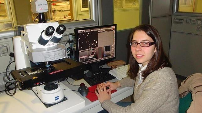 Vanessa Valdiglesias García, investigadora de la Universidad de La Coruña, ha recibido el premio al mejor investigador joven en su especialidad