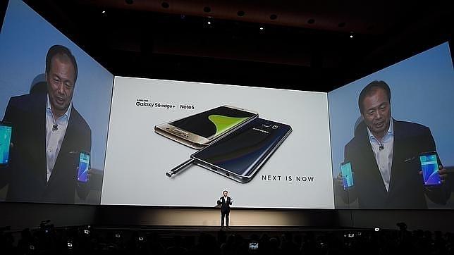 Samsung Galaxy S6 edge+ incluye «apps» exclusivas